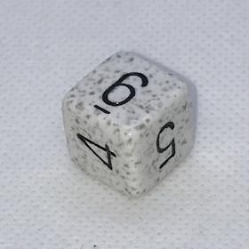 D4 Noir et Blanc (Nebula/Chessex)