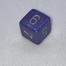 D4 Or et Argent (Lustrous/Chessex)