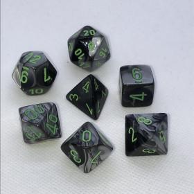 D8 Jade et Or (Scarab/Chessex)