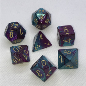 D4 Jade et Or (Scarab/Chessex)