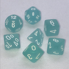 D4 Vert et Argent (Festive/Chessex)