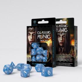 D6 ORANGE et BLANC (Translucide/Chessex)