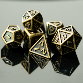 D20 Jaune Elven (Elven/Q-workshop)