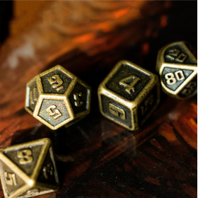 D10 dizaine Jaune Elven (Elven/Q-workshop)