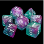 D10 BLANC VIERGE (Opaque/Chessex)
