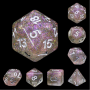 D4 IVOIRE VIERGE (Opaque/Chessex)