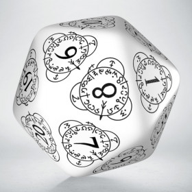 D6 ARTIC (Speckled/Chessex)