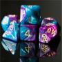 Duetto Dice - Blue / Purple  - Gold - Udixi