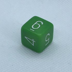 D4 BLEU/VERT et OR (Gemini/Chessex)