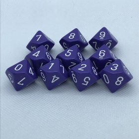 Speckled Artic Camo Chessex Sets 7 dés