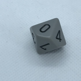 D8 EARTH (Speckled/Chessex)