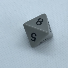 D10 dizaine EARTH (Speckled/Chessex)