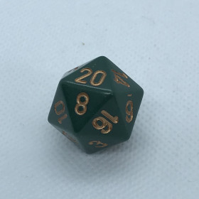D10 dizaine FIRE (Speckled/Chessex)