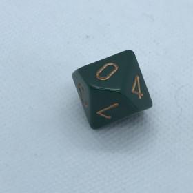 D4 GOLDEN COBALT (Speckled/Chessex)