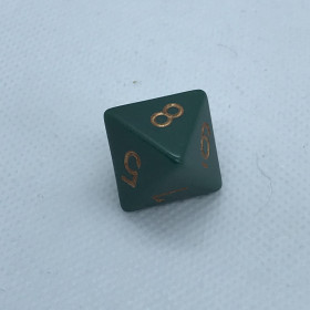 D8 GOLDEN COBALT (Speckled/Chessex)