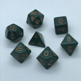 D8 GRANIT (Speckled/Chessex)