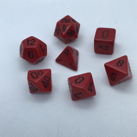D10 dizaine GRANIT (Speckled/Chessex)