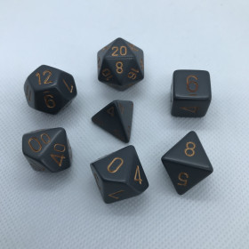 D12 SILVER TETRA (Speckled/Chessex)