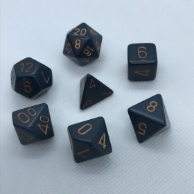 D4 SPACE (Speckled/Chessex)