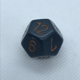 D10 dizaine SPACE (Speckled/Chessex)