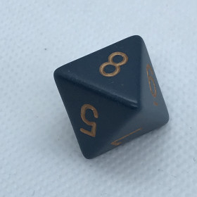 D4 STRAWBERRY (Speckled/Chessex)