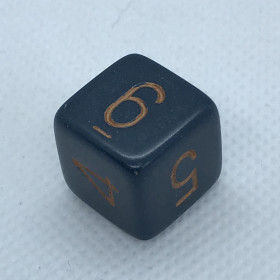 D8 STRAWBERRY (Speckled/Chessex)
