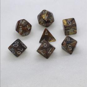 D4 Magenta et Or (Borealis/Chessex)