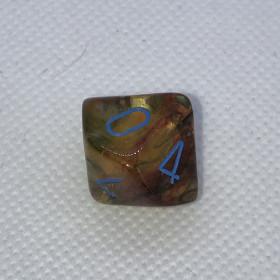 D4 Vert pale et Or (Borealis/Chessex)