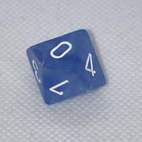 D4 Bleu Clair et Noir (Borealis/Chessex)